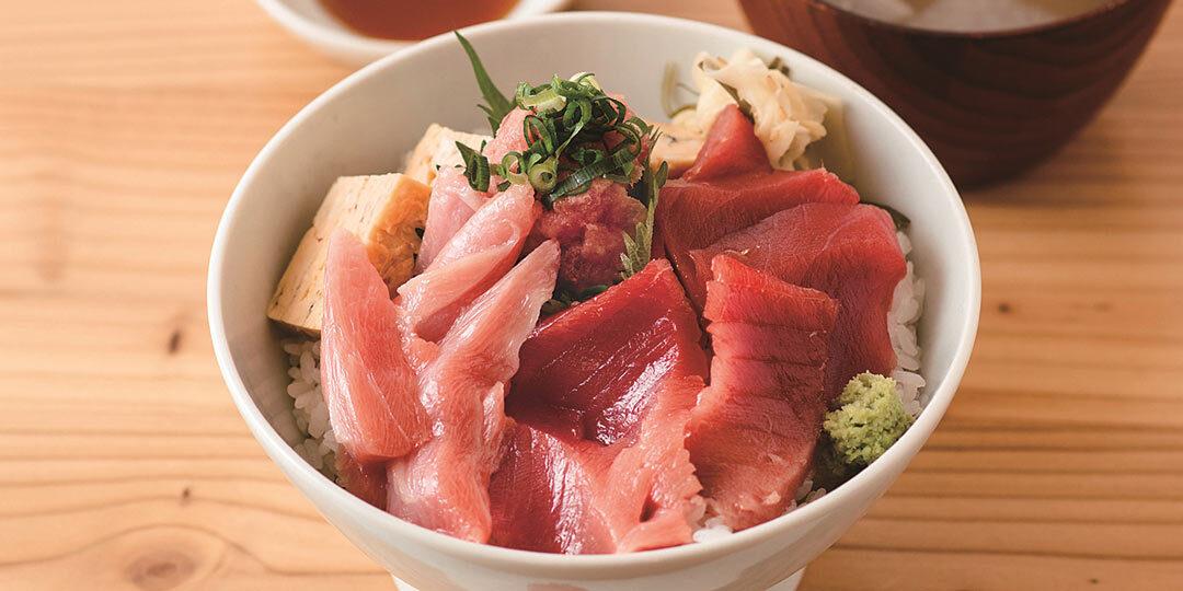 新潟市で話題の本マグロ丼専門店〈なかばやし〉
