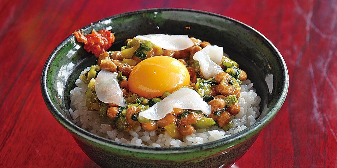 南魚沼市の卵かけご飯専門店〈我が家の卵〉のおすすめは「きりざい玉丼」