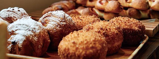 BAUMRINGEの各種パン