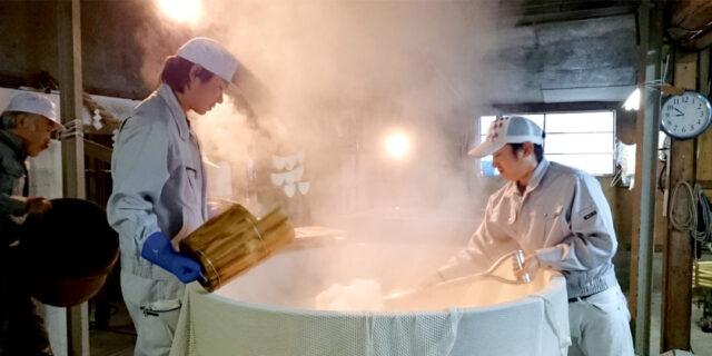 米、雪、水、技、人。新潟の日本酒がおいしい理由