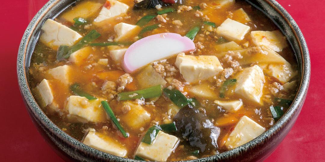 十日町市の中華食堂〈まさもと〉のマーボーメンはラージャンが味の決め手!