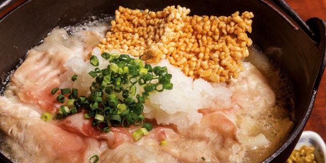 十日町市の老舗宿〈ひなの宿 ちとせ〉の絶品鍋「棚田鍋」とは?