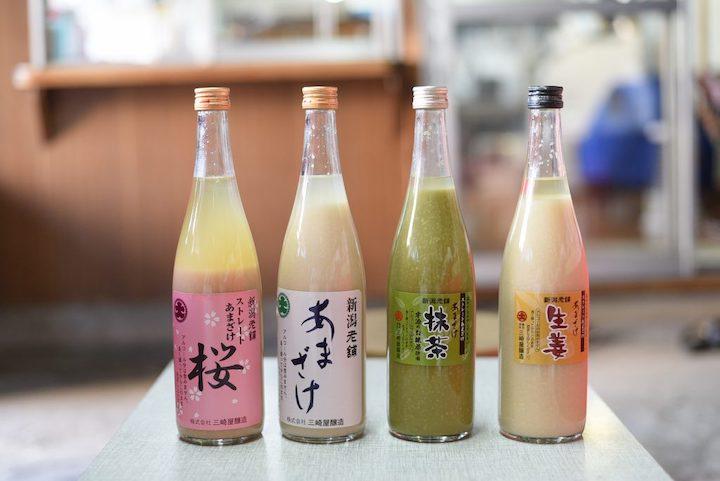 発酵醸造のまち長岡