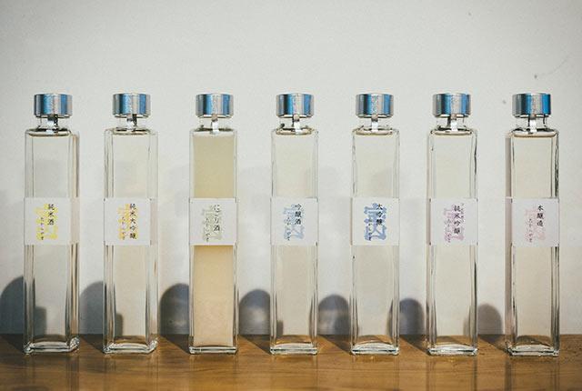 宝山酒造の日本酒