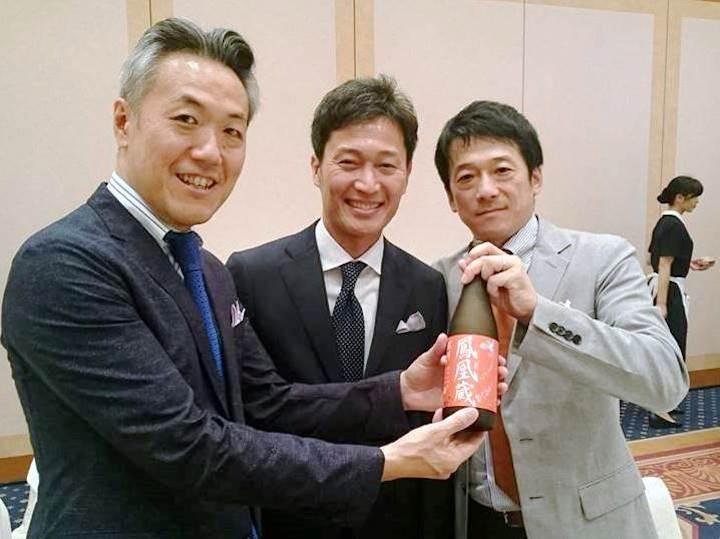 阿賀町の麒麟山酒造