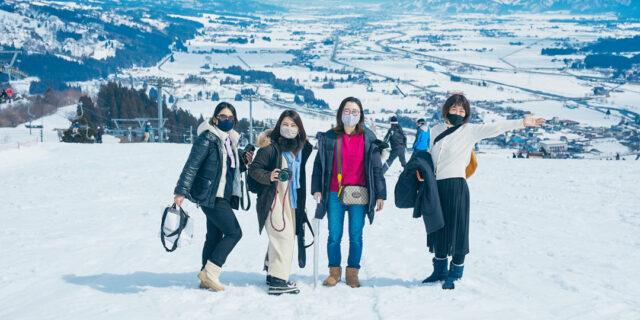 雪、米、酒を大満喫! 新潟アイコンを総なめできる1泊2日の雪国旅