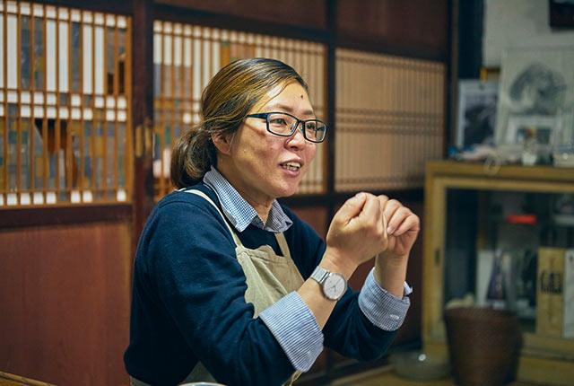 高橋美佐子さん
