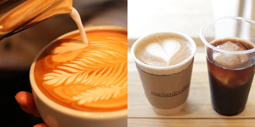おいしいコーヒーと一緒に過ごすことができるカフェ5選