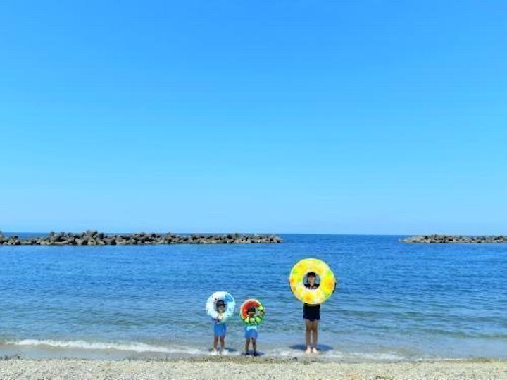 夏休み~海水浴