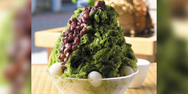 """〈甘味 丸屋茶寮〉のかき氷は""""和食材""""へのこだわりが凝縮した逸品!"""
