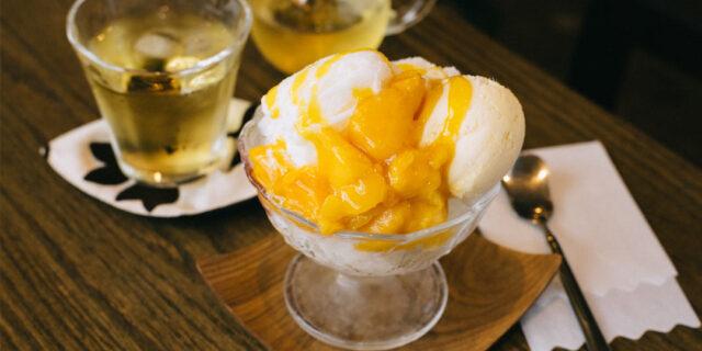 本場台湾の味を!〈茶趣茶樂〉のマンゴーかき氷