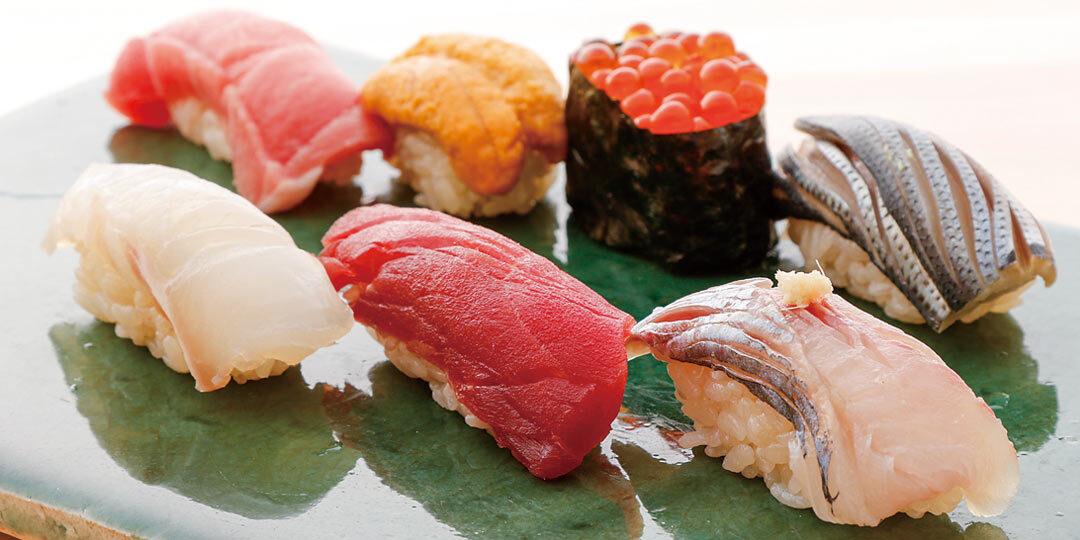 日本海の幸を心ゆくまで! 寿司屋3選