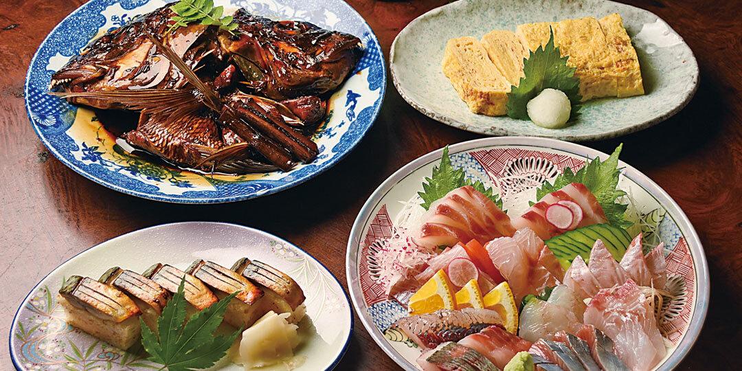 刺身が特に秀逸!佐渡の旨い地魚を食べられる〈四季菜割烹 伝〉