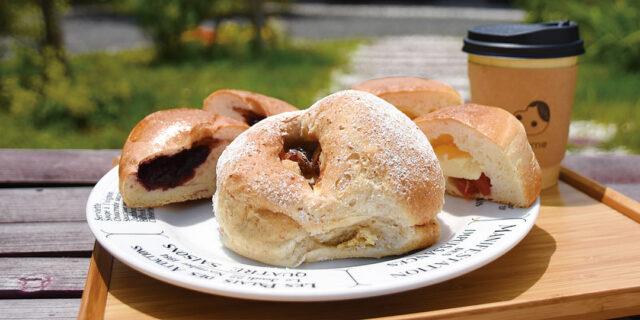 〈okameパン〉で味わいたい佐渡の味覚を詰め込んだ個性派パン