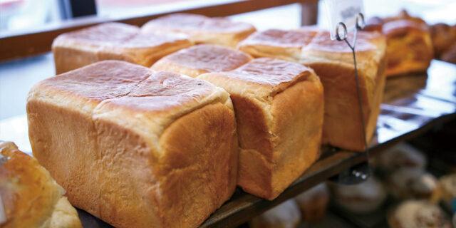 〈喜昇堂 佐和田店〉で佐渡食材のパンを堪能!